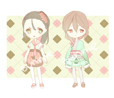 Pastel Adopts 2 [paypal only] OPEN by BunnieAdopt