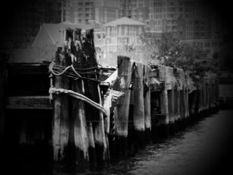 The Docks by nathanielwilliam