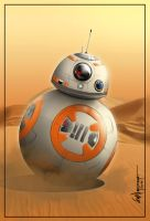 BB-8 by mistermat05