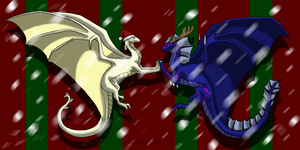 Christmas Gift By Nightrunner21193 by Endlesshunter