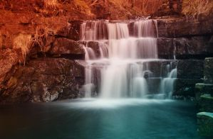 Water Fall by dodgmeister