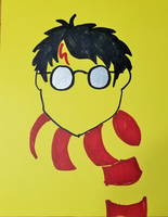Harry Potter by Thastygliax