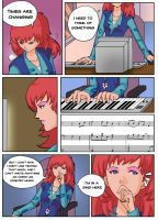Jem Fan Comic - Not so glamorous life - page 14 by mandygirl78
