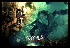 AC IV - Edward Kenway costume finished by RBF-productions-NL