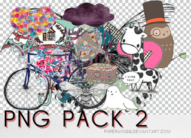 png pack 02 by pxperwings