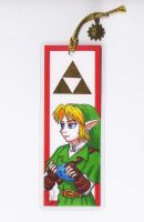 Bookmark - Link by Goldy--Gry