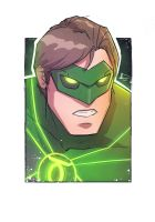 Hal Jordan by Future-Infinity