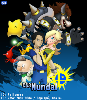 CS3 Nundal by BerserkerOx