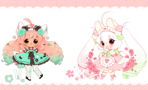 CLOSED Collab Adopts with Hinausa! by Valyriana