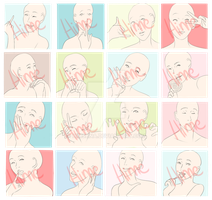 50 Point YCH Expressions 2: [OPEN] by Himshna