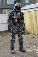 Custom ODST Halo Suit by JohnsonArmsProps