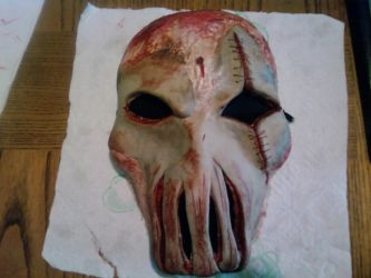 Halloween Mask 6 by SmilingJester