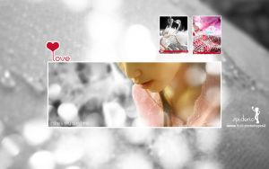 love series wallpaper by spiderio