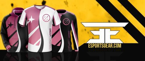 Dream Con [Esport Apparel Design] by SoberDreams