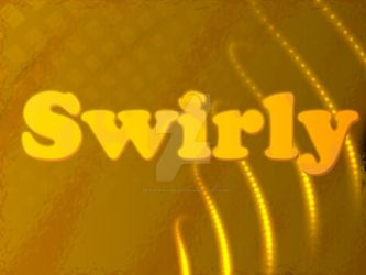 Swirly Word by Readsway2much