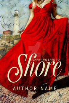 Carry Me Safe to Shore Book Cover by DLR-Designs