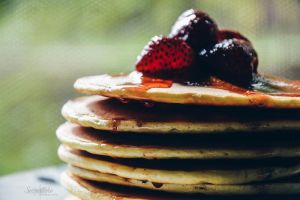 Pancakes by Focus-On-Me-Photo