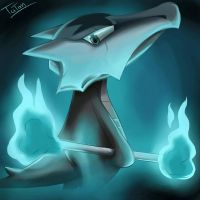 Marowak Alola pokemon Sun Pokemon Moon by tatanRG