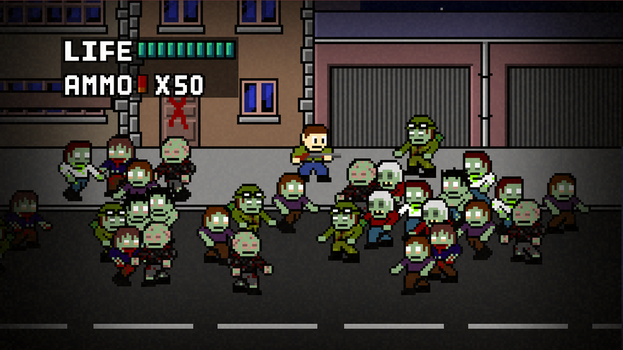 Zombies by CantStrafeRight