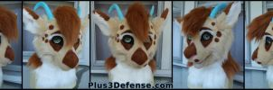 Calico the Goat by Plus3Defense