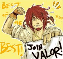 JOIN VALOR by licchan