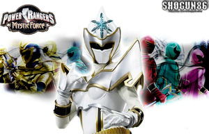 Power Rangers Mystic Force by ShoguN86
