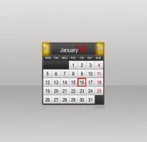 Calender Template Race Theme by Sed-rah-Stock