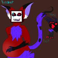 [Remake Ref] Boomer by DarkMoonTekaplant