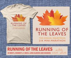 Running of the Leaves by digitalfragrance