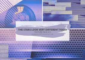 Textures #15 - The Stars Look Very Different Today by JJ-247