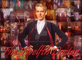 The Twelfth Doctor by Amrinalc
