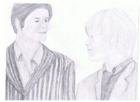QaF Brian and Justin by Act-of-Acadia