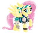CIMS: Pirate Fluttershy by Smileverse