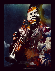 Satchmo by parckless