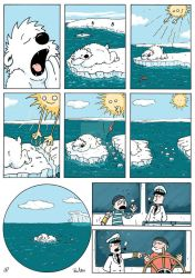 Arctic story by graphicus-art