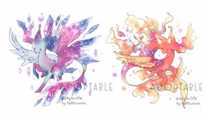 [Closed] Adoptable by PuffSuusume #6 by Rozbiie
