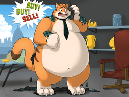 FAT-ulously Wealthy - 3/3 by Pheagle-Adler