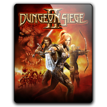 Dungeon Siege II by Liaher