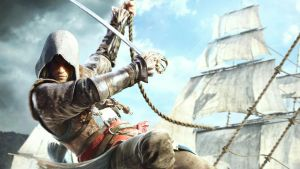 Assassins Creed IV Black Flag by vgwallpapers