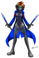 Blue Jacket: 2042 by BlueJacketChronicles