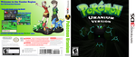 Pokemon Uranium Version 3DS. by rst64tlc
