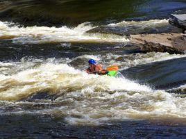 White Water Watertown 6 by Lectrichead