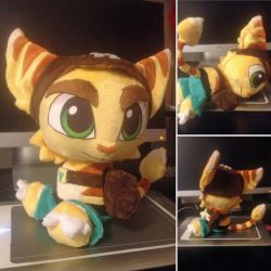 Ratchet Plush V.2 by Touken2