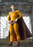 Mighty Routh by armyofdeathchickens
