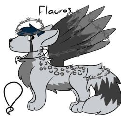 Flauros by Wibby-Wolf