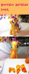More Detailed looks of Scootaloo by Kardien