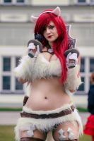 Kitty Cat Katarina [ League of Legends ] - Cosplay by CalypsoUchiha