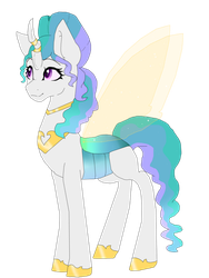 [NG-Crystalverse] Princess Freya by DreamCloudAdopts
