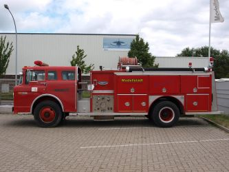 Fire Truck 03 by PsykoHilly