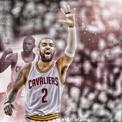 Kyrie Irving  , Game 4 MVP by HyDrAndre